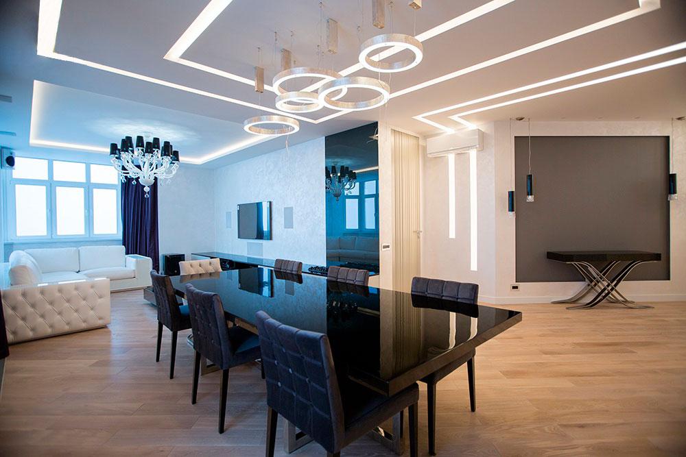 Элитная квартира в СПб